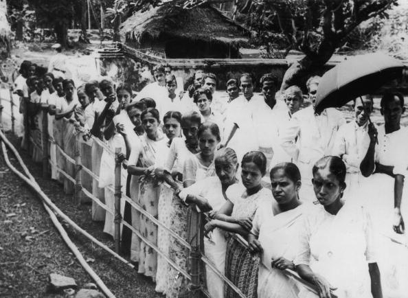 Sri Lanka「Election In Sri Lanka」:写真・画像(19)[壁紙.com]