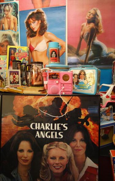 Charlie's Angels - 70s Television Show「Charlie's Angels Fan Amasses Memorabilia」:写真・画像(1)[壁紙.com]