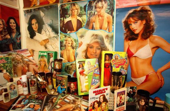 Charlie's Angels - 70s Television Show「Charlie's Angels Fan Amasses Memorabilia」:写真・画像(8)[壁紙.com]