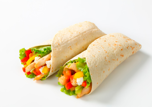 Wrap Sandwich「mexican fajitas (tortilla wraps)」:スマホ壁紙(8)