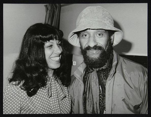 ファッション「Lena Antonis and saxophonist Sonny Rollins, Wembley Conference Centre, London, 1979. Artist: Denis Williams」:写真・画像(1)[壁紙.com]