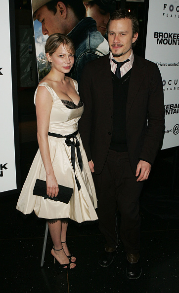 "Film Premiere「Focus Features Premiere of ""Brokeback Mountain"" - Arrivals」:写真・画像(10)[壁紙.com]"