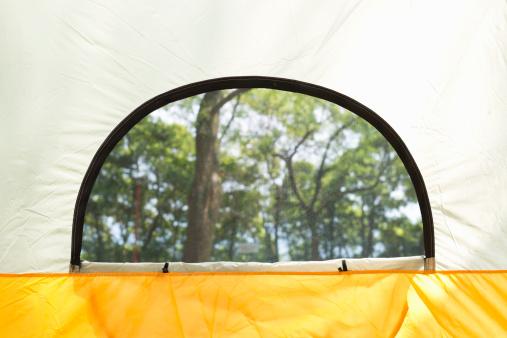 Tent「The window of a tent」:スマホ壁紙(13)