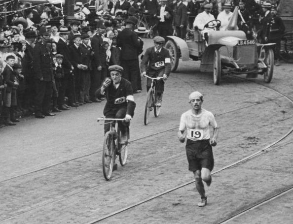オリンピック「Dorando Pietri」:写真・画像(18)[壁紙.com]