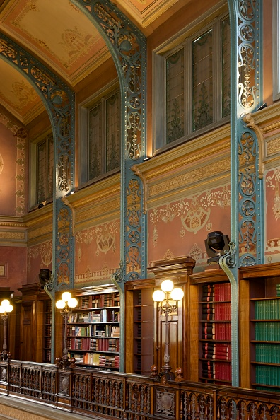 Costume Jewelry「Bibliotheque Solvay」:写真・画像(12)[壁紙.com]