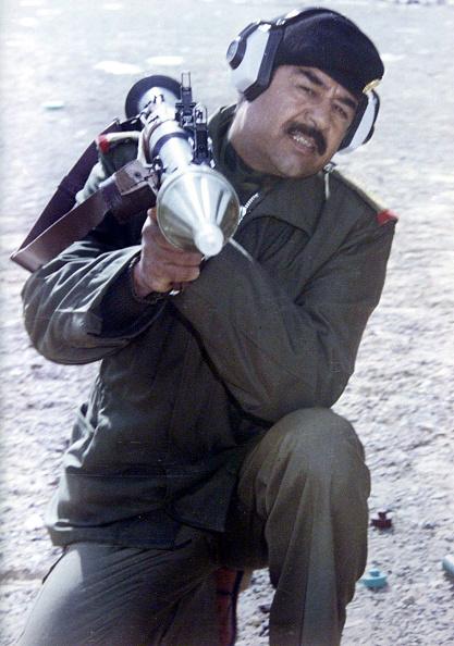 Saddam Hussein「Iraqi President Saddam Hussein...」:写真・画像(10)[壁紙.com]