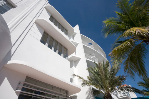 Miami「Miami Beach Architecture」:スマホ壁紙(1)