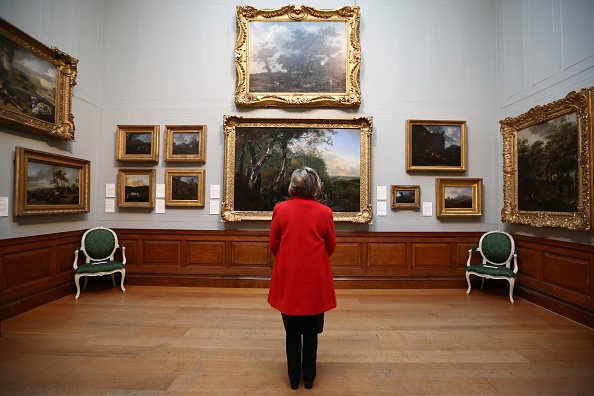 Visit「Dulwich Picture Gallery Challenges Art Lovers To Spot The Fake」:写真・画像(3)[壁紙.com]