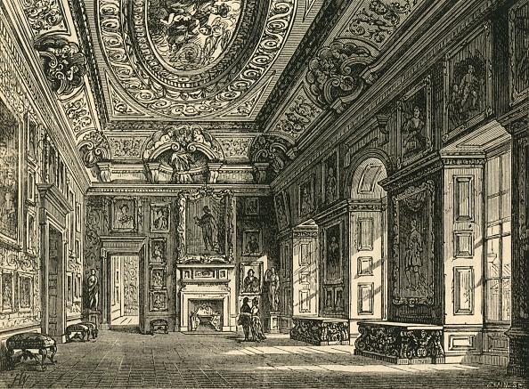Ornate「Queen Carolines Drawing-Room」:写真・画像(9)[壁紙.com]