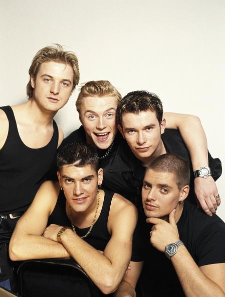 1990-1999「Boyzone」:写真・画像(16)[壁紙.com]