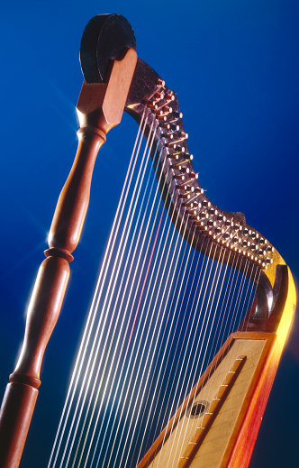 Tuning Peg「Harp」:スマホ壁紙(19)