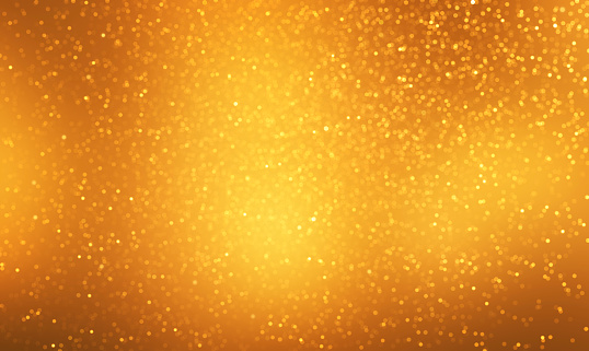 Glowing「Light gold sparkles on a darker and light gold background」:スマホ壁紙(11)