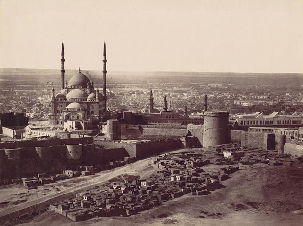 風景「The Citadel And The Mosque Of Mohammed Ali」:写真・画像(12)[壁紙.com]