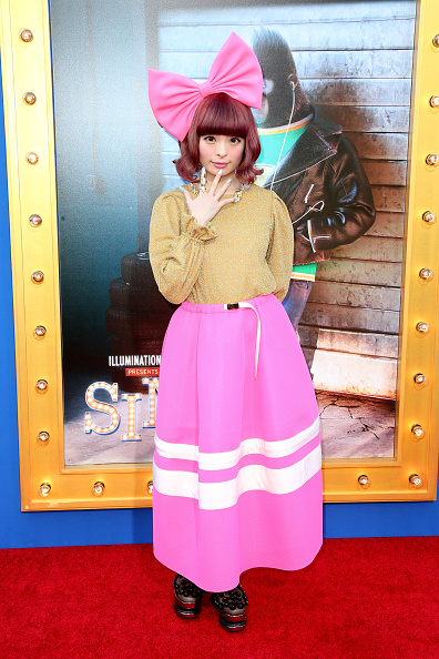 Kyary Pamyu Pamyu「Premiere Of Universal Pictures' 'Sing' - Arrivals」:写真・画像(12)[壁紙.com]