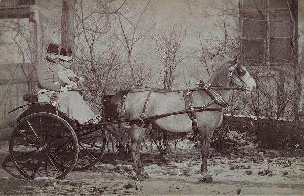 1880-1889「Crown Prince Rudolf In The Coach」:写真・画像(19)[壁紙.com]