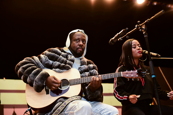 Philadelphia - Pennsylvania「Wyclef Jean Joins VH1 Save The Music Foundation And Toyota」:写真・画像(10)[壁紙.com]