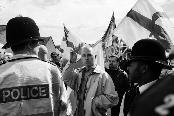 Tom Stoddart Archive「National Front March」:写真・画像(4)[壁紙.com]