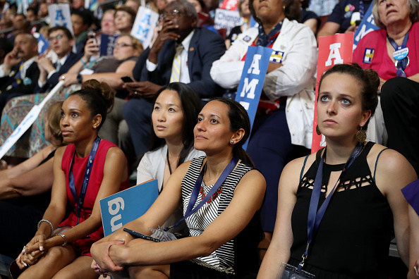 Joe Raedle「Democratic National Convention: Day Two」:写真・画像(19)[壁紙.com]