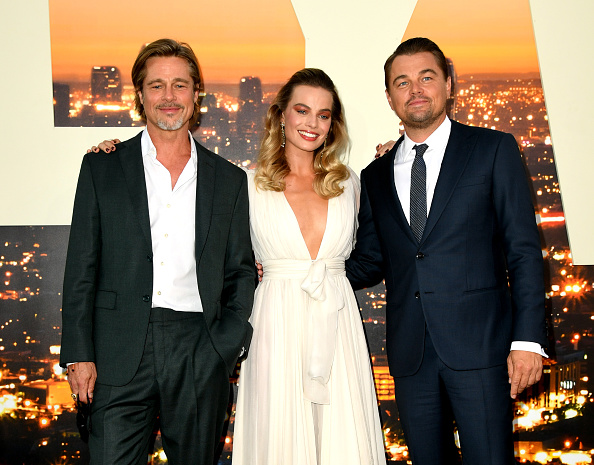 """Hollywood - California「Sony Pictures' """"Once Upon A Time...In Hollywood"""" Los Angeles Premiere - Red Carpet」:写真・画像(18)[壁紙.com]"""