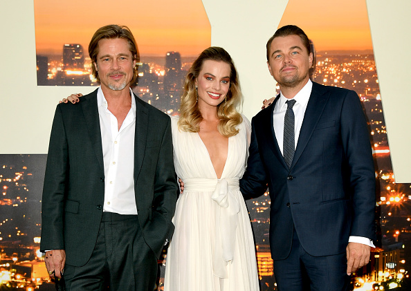 "Hollywood - California「Sony Pictures' ""Once Upon A Time...In Hollywood"" Los Angeles Premiere - Red Carpet」:写真・画像(4)[壁紙.com]"