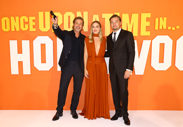"Once Upon A Time In Hollywood「""Once Upon a Time... in Hollywood""  UK Premiere」:写真・画像(6)[壁紙.com]"