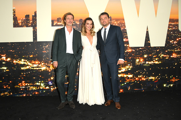 "Once Upon A Time In Hollywood「Sony Pictures' ""Once Upon A Time...In Hollywood"" Los Angeles Premiere - Red Carpet」:写真・画像(0)[壁紙.com]"