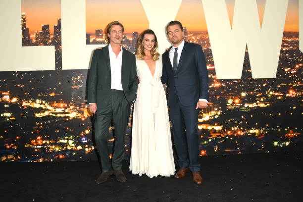 """Sony Pictures' """"Once Upon A Time...In Hollywood"""" Los Angeles Premiere - Red Carpet:ニュース(壁紙.com)"""