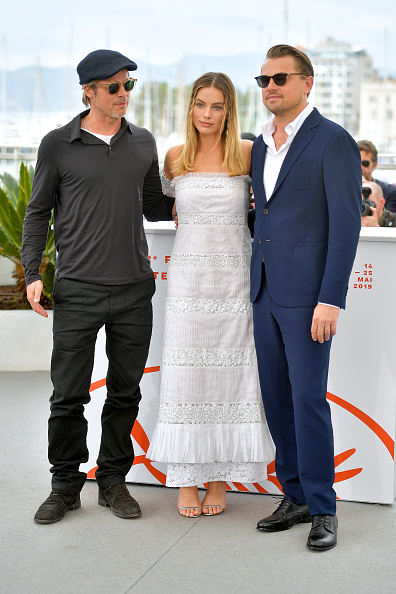 """Cannes International Film Festival「""""Once Upon A Time In Hollywood"""" Photocall - The 72nd Annual Cannes Film Festival」:写真・画像(15)[壁紙.com]"""
