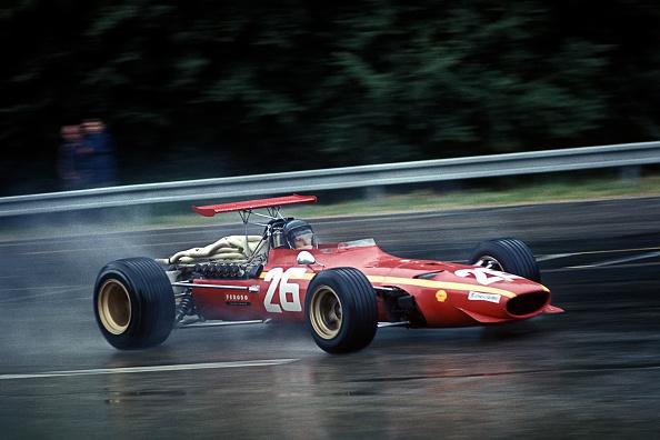 モータースポーツ「Jacky Ickx, Grand Prix Of France」:写真・画像(10)[壁紙.com]