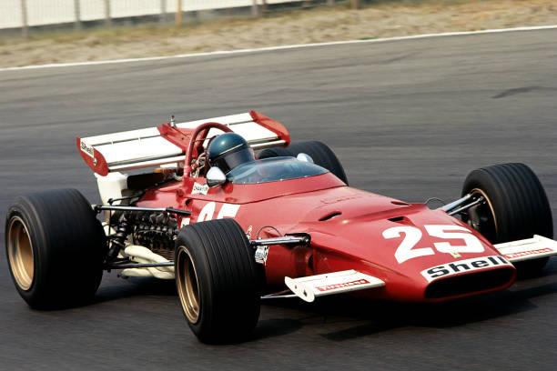 Ferrari F1 Team「Jacky Ickx, Grand Prix Of The Netherlands」:写真・画像(6)[壁紙.com]
