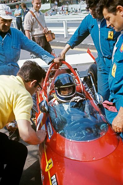 Mechanic「Jacky Ickx, Grand Prix Of Belgium」:写真・画像(9)[壁紙.com]