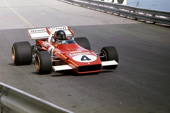 モータースポーツ グランプリ「Jacky Ickx, Grand Prix Of Monaco」:写真・画像(2)[壁紙.com]