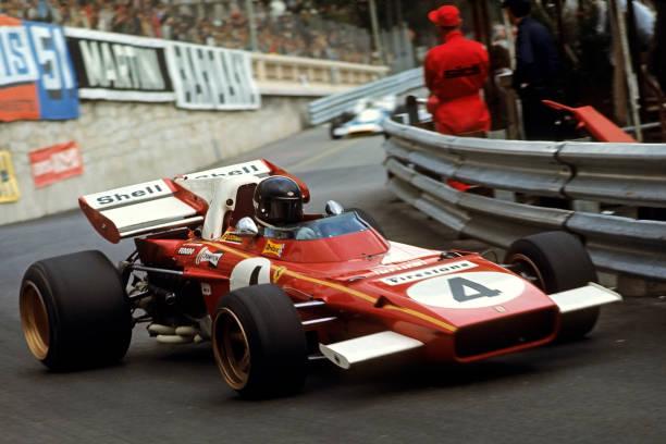 モータースポーツ グランプリ「Jacky Ickx, Grand Prix Of Monaco」:写真・画像(3)[壁紙.com]