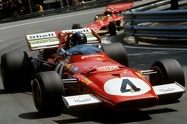 Ferrari F1 Team「Jacky Ickx, Reine Wisell, Grand Prix Of Spain」:写真・画像(18)[壁紙.com]