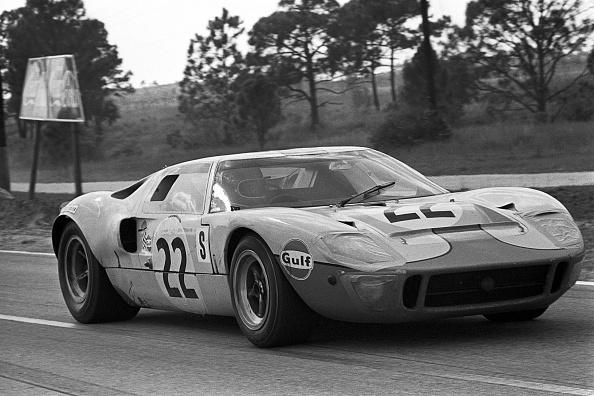 Ford GT「Jacky Ickx, 12 Hours Of Sebring」:写真・画像(16)[壁紙.com]