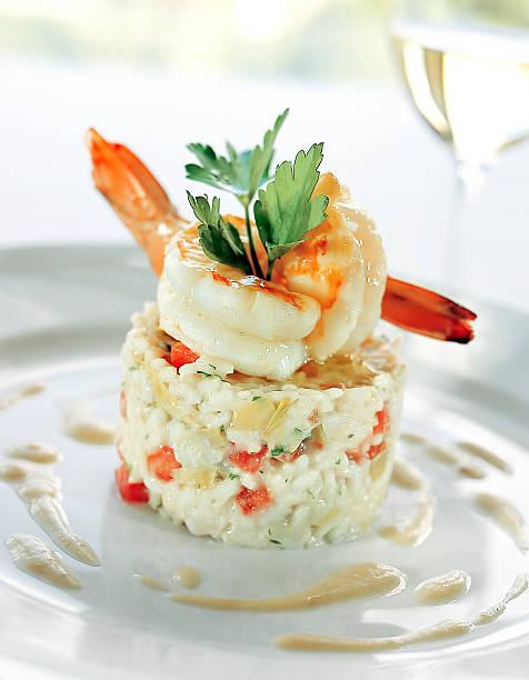 seafood risotto:スマホ壁紙(壁紙.com)