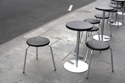 Stool「Cafe Stools」:スマホ壁紙(14)
