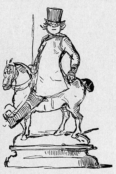 Recreational Horseback Riding「William Makepeace Thackeray -」:写真・画像(11)[壁紙.com]