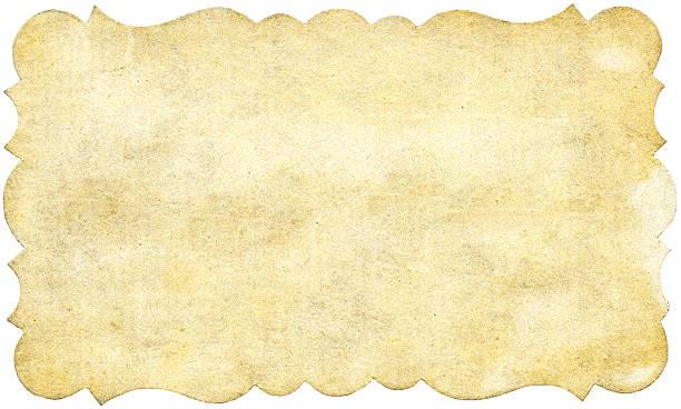 Vintage ornate paper with shaped border:スマホ壁紙(壁紙.com)
