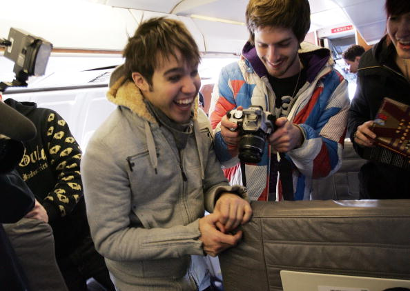 "Passenger Cabin「MTV Presents ""Infinity Flight 206 With Fall Out Boy""」:写真・画像(2)[壁紙.com]"