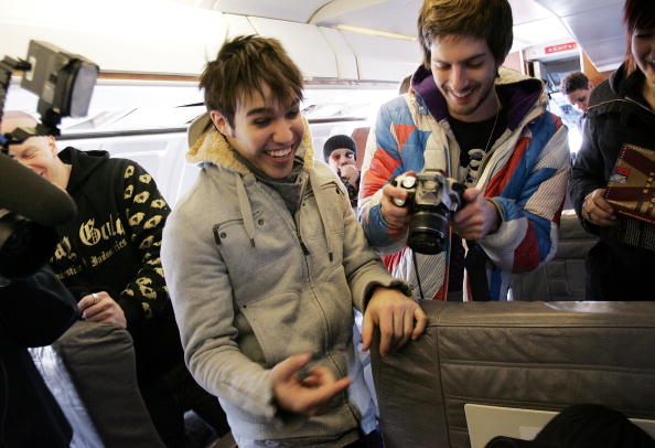 "Passenger Cabin「MTV Presents ""Infinity Flight 206 With Fall Out Boy""」:写真・画像(8)[壁紙.com]"