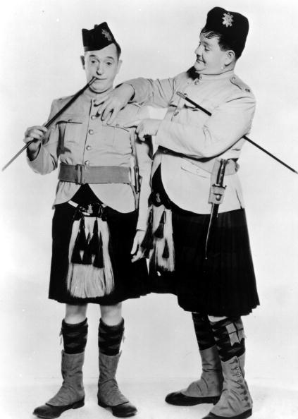 Kilt「Laurel And Hardy」:写真・画像(11)[壁紙.com]
