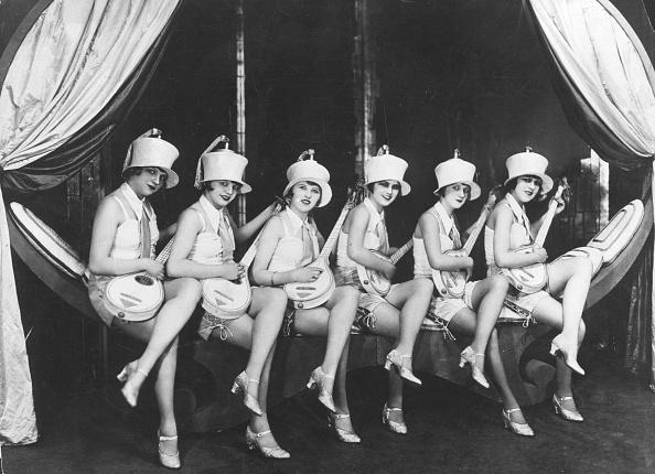 1920-1929「Jazz Girls」:写真・画像(0)[壁紙.com]