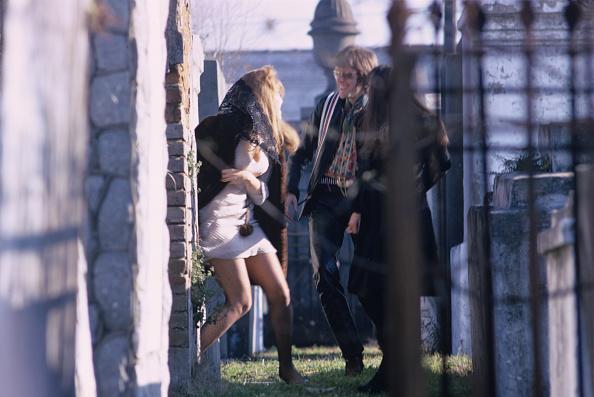 Basil「Black, Fonda, & Basil Filming 'Easy Rider'」:写真・画像(6)[壁紙.com]