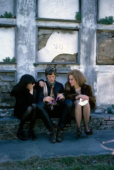 Basil「Basil, Fonda, & Black Filming 'Easy Rider'」:写真・画像(8)[壁紙.com]