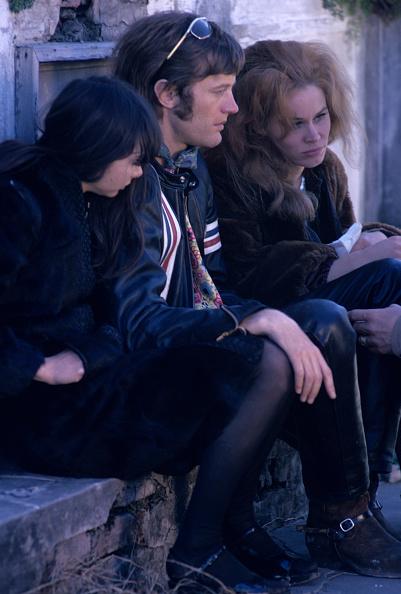 Basil「Basil, Fonda, & Black Filming 'Easy Rider'」:写真・画像(14)[壁紙.com]
