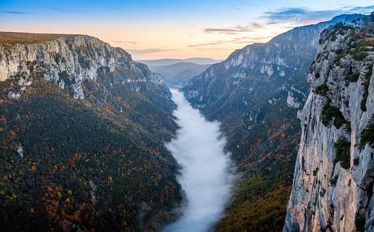 France「Gorge of Verdon, France」:スマホ壁紙(2)