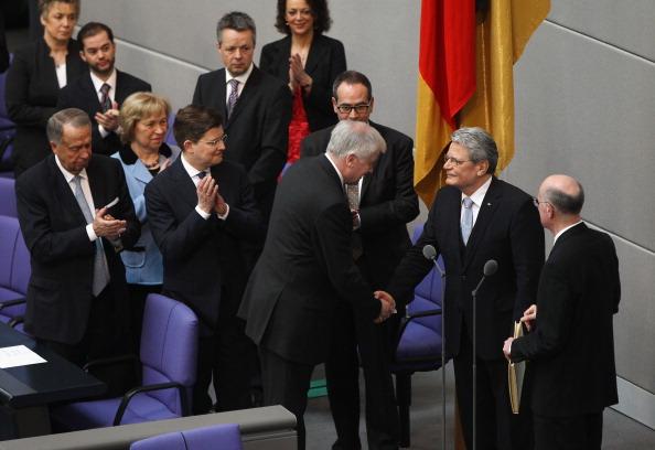 Vitality「Joachim Gauck Takes Presidential Oath」:写真・画像(6)[壁紙.com]