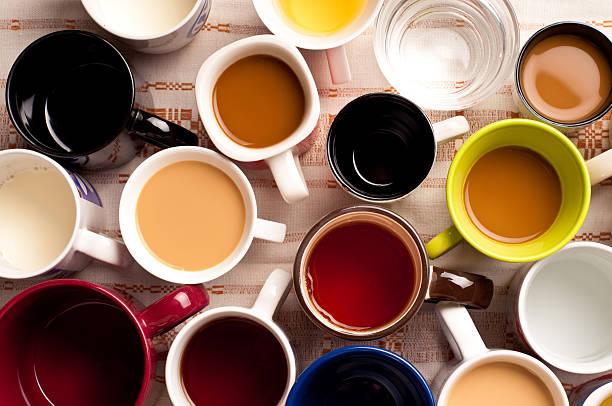 mugs with drinks:スマホ壁紙(壁紙.com)