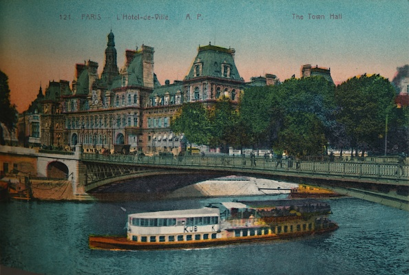 Tourboat「The Hotel De Ville」:写真・画像(6)[壁紙.com]